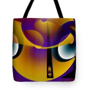 Eternity Clock Tote Bag
