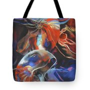 Ethereal Dance Tote Bag