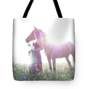Ethereal Love Tote Bag