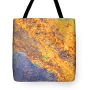 Ethereal Rust Tote Bag
