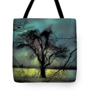Ethereal Trees Tote Bag
