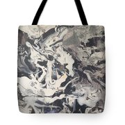 Ethereal Vertical Tote Bag
