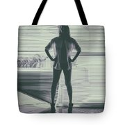Ethereal Woman Tote Bag