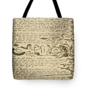 Ethinthus Queen Of Waters Tote Bag
