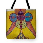 Ethiopian Ornament  Tote Bag