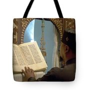 Ethiopian Priest  Tote Bag