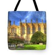 Eton College Chapel Tote Bag