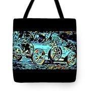 Ettore's Dream Cars Tote Bag