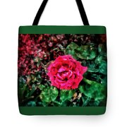 Etude  With       Rose -oil Tote Bag