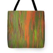 Eucalyptus Abstract Tote Bag