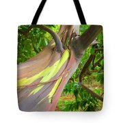 Eucalyptus Tree Tote Bag