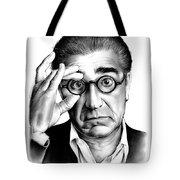 Eugene Levy Tote Bag