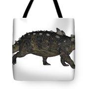Euoplocephalus Dinosaur Tote Bag