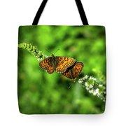 Euphydryas Aurinia  Tote Bag