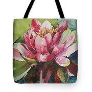 Eureka Springs Lily Tote Bag