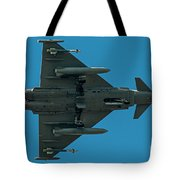 Eurofighter Typhoon 2000 Profile Tote Bag