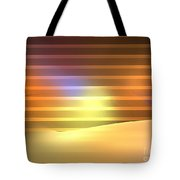 Europa Sunrays Tote Bag