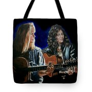 Eva Cassidy And Katie Melua Tote Bag