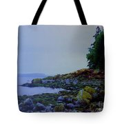 Eve At The Mount Tote Bag
