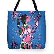 Eve Awkening Tote Bag