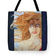 Eve, My Daughter Tote Bag