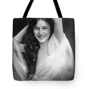 Evelyn Nesbit (1885-1967) Tote Bag