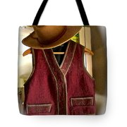 Even Cowgirls Get The Blues Tote Bag