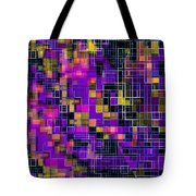 Even Numbers Tote Bag