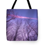 Even The Dead Pray For Color Tote Bag