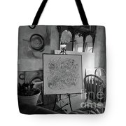 Even Without Color Tote Bag