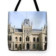Evenburg Tote Bag