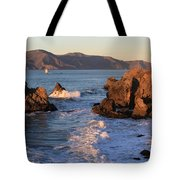 Evening At Land's End Tote Bag