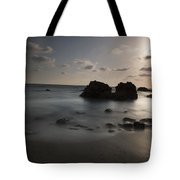 Evening At Sidna Ali Beach 1 Tote Bag