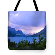 Evening At St. Mary's Tote Bag