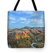 Evening At Yellow Mounds 2 Tote Bag