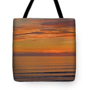 Evening Beach Walk Tote Bag