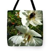 Evening Beauties Tote Bag