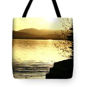 Evening Charlotte Sunset Tote Bag