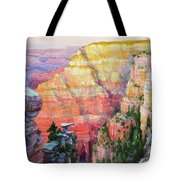 Evening Colors  Tote Bag