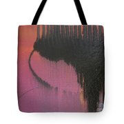 Evening Conversation Tote Bag