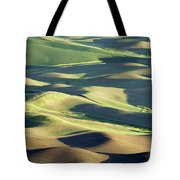 Evening Fields Tote Bag