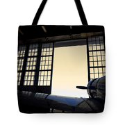 Evening Fight - 700070 Tote Bag