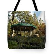 Evening Gazebo In Paradise Tote Bag