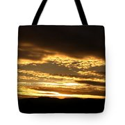Evening Grandeur Tote Bag