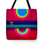Evening Heat Tote Bag