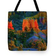 Evening In Bryce Canyon Tote Bag