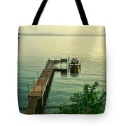 Evening In Charlotte Tote Bag