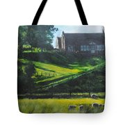 Evening In North Wales Tote Bag