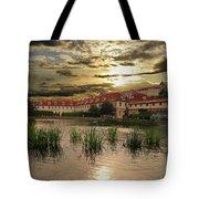 Evening In Prague. Tote Bag