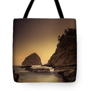 Evening In The Cove Tote Bag